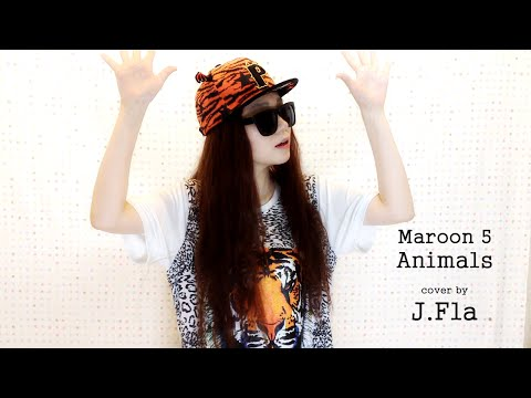 Maroon 5 - Animals ( cover by J.Fla )