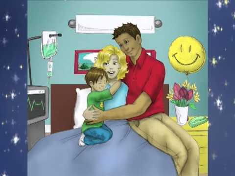 Luca Longs Cils Rend Visite à Maman à l'Hôpital - Suggestions Pour les Parents
