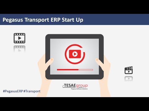 Pegasus Transport ERP Start UP