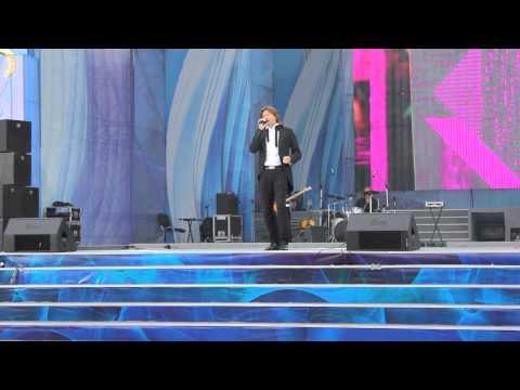 Дмитрий Маликов - С чистого листа. Пенза, День города. 15 сентября
