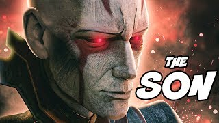 The Son: Pure Embodiment of the Dark Side (CANON) - Star Wars Explained