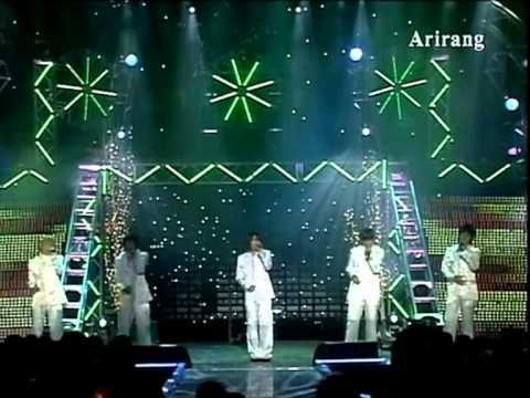 Magic Castle - DBSK 20050118 ArirangTV