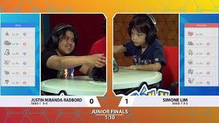 2020 Pokémon Oceania International Championships: VGC Junior Division Finals