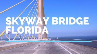 Explore Sunshine Skyway Bridge in St Petersburg Florida