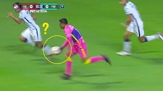 Cuando los Porteros Hacen Cosas Realmente Inusuales en el Fútbol Mexicano