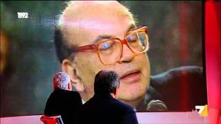 Enrico Mentana presenta 1992 - Quando tutto cambiò. O no? (Puntata 08/01/2016)