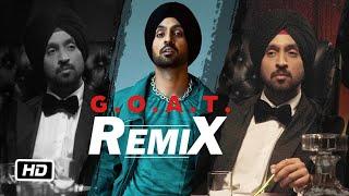 G.O.A.T. Remix – Diljit Dosanjh Ft Dj Chetas