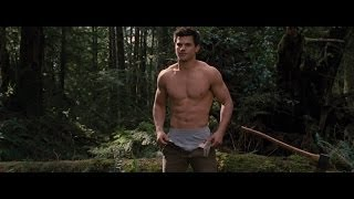 Taylor Launter | Jacob Black Transformation | Twilight Breaking Dawn Part-2 |