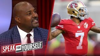 Marcellus Wiley, Colin Kaepernick and the Brown Paper Bag Test