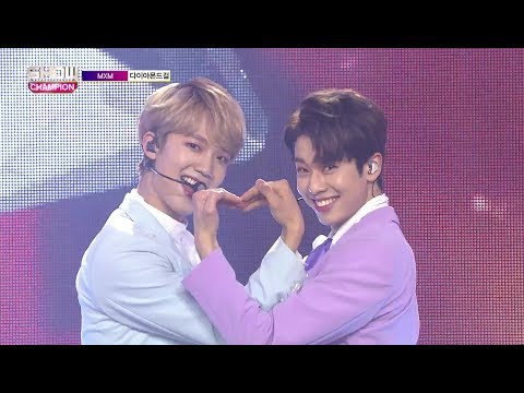 Show Champion EP.257 MXM - Diamond Girl [엠엑스엠 - 다이아몬드걸]