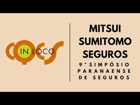 Imagem post: Mitsui Sumitomo no 9º Simpósio Paranaense de Seguros