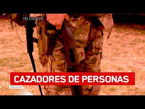 Cazadores de PERSONAS en la frontera entre EE.UU. y México