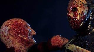 Final Fight (Part 2) Post-credits scene | Freddy vs Jason