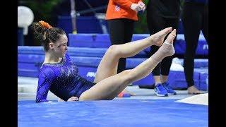 NCAA Gymnastics Falls 2017