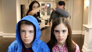 PARENTS ROAST KIDS IN DANCE BATTLE!
