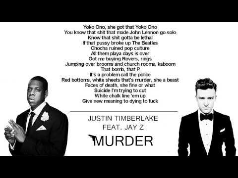 A bad thing justin timberlake lyrics