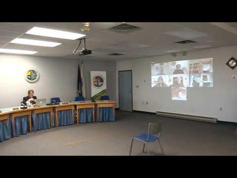 Town of Plattsburgh Board Meeting  4-23-20