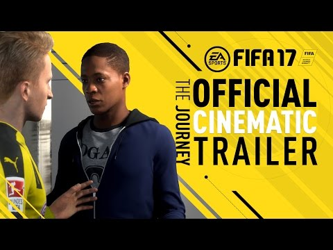 Il cinematic trailer di Fifa 17