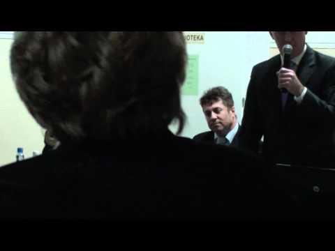 - Zwiastun - Spotkanie Grudziądzan z Prezydentem - 15.02.11 Owczarki