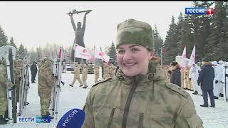 «Вести Омск», дневной эфир от 01 марта 2021 года