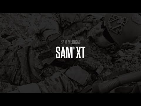 TOURNIQUETS HAVE EVOLVED  |   SAM® XT rises above other tourniquets as the preferred choice due to its rapid application using TRUFORCE™ technology, an auto-lock buckle that eliminates tourniquet slack by activating innovative baseline force control. Simply CLICK, TWIST and SECURE for a life-saving tourniquet application. http://samxt.com