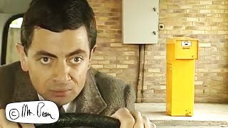 The Great Escape | Funny Clips | Mr Bean Official