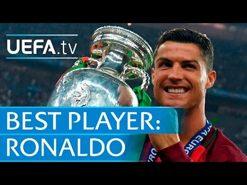 Cristiano Ronaldo - UEFA Best Player in Europe nominee
