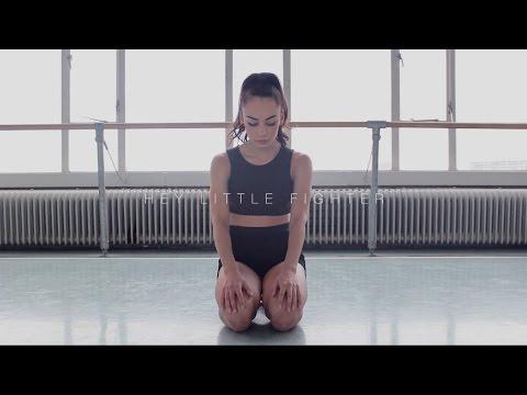 HEY LITTLE FIGHTER - MODERN DANCE VIDEO