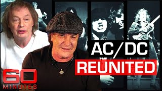 Rock legends AC/DC say new album is a tribute to the late Malcolm Young | 60 Minutes Australia