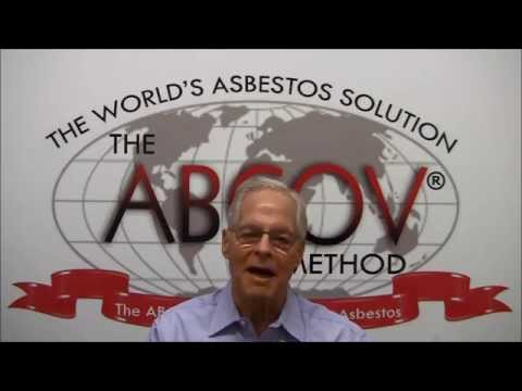 National Asbestos Awareness Week 2014 - ABCOV® Method