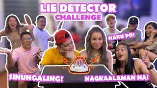 LIE DETECTOR CHALLENGE w/ Zeinab & Team Zebby | JoLai