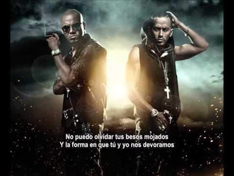 Besos Mojados - Wisin & Yandel (Letra) (Original)