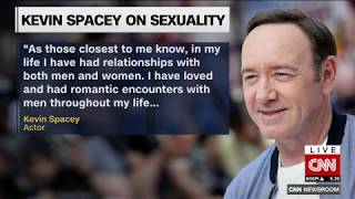 Kevin Spacey apologizes after sexual harassment accusation surfaces