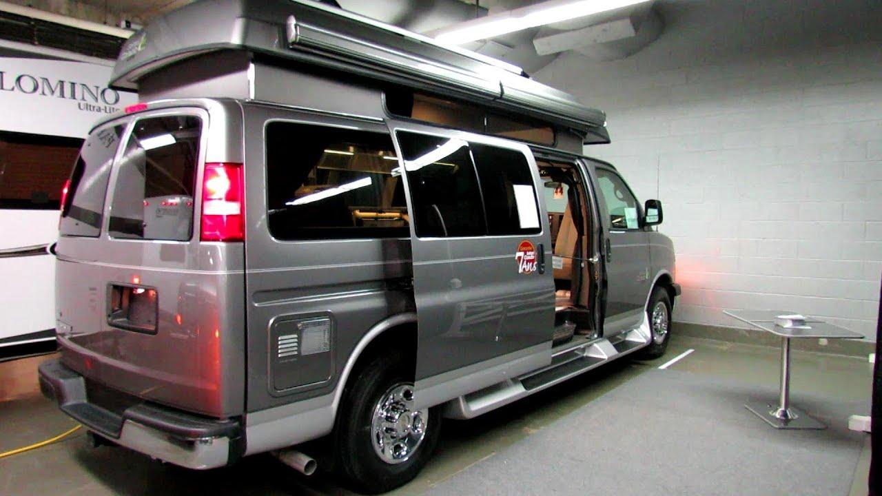 2012 Chevrolet Safari Condo LDXTE 3500 Savana at 2012 ...
