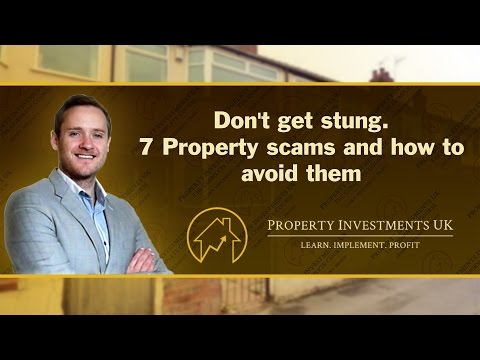 Don't Get Stung   7 Property Scams and How to Avoid Them