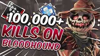 Meet The #1 Bloodhound In Apex Legends On All Platforms (100,000+ Kills)