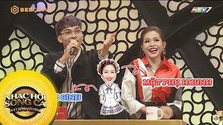 Khương Ngọc chán nản với gu ăn mặc của Ốc Thanh Vân | Best Cut Nhạc Hội Song Ca mùa 2