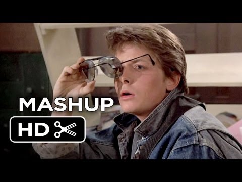 Michael J. Fox Ultimate Mashup - Nobody Calls Me Chicken - Movie HD