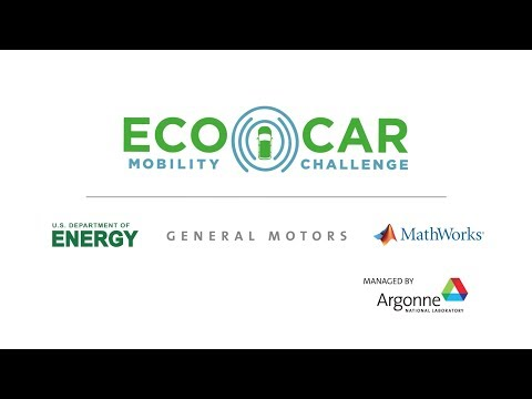 Today we kickoff The EcoCAR Mobility Challenge, the latest Advanced Vehicle Technology Competition! Learn more about the competition and listen to what participants have to say in this video