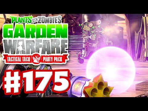 Plants vs. Zombies: Garden Warfare - Gameplay Walkthrough Part 175 - Vanquish Confirmed ALL MAPS - ZackScottGames  - -D78_ksOAYA -