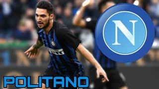 Matteo Politano ⚪ Welcome to Napoli ⚪ Skills and Goals