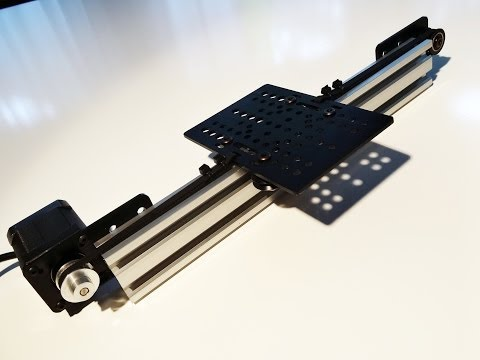 OpenBuilds® Simple and Quick Linear Actuator Example Build