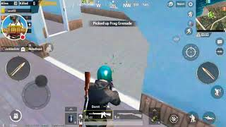 Pubg mobile playing but gone die early ithink its difficult to play