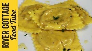 Crab Ravioli Recipe | Tim Maddams