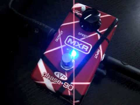 MXR EVH PHASE 90 Phaser Effects Pedal