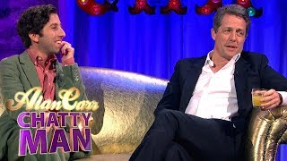 Hugh Grant and Simon Helberg | Full Interview | Alan Carr: Chatty Man