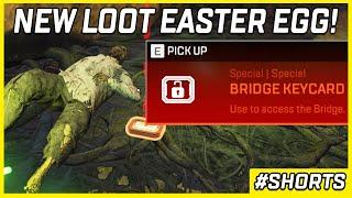 How to Unlock The Secret Loot Bridge in Apex Legends Season 9 Gameplay Easter Egg