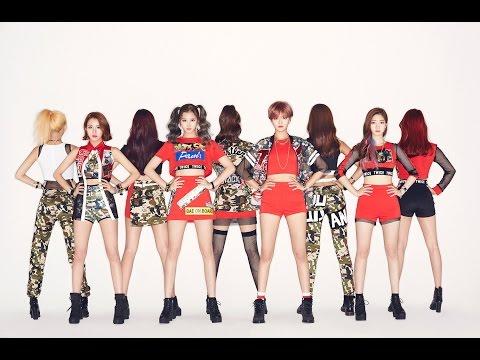 [Kpop Rankings] Blackpink vs GFriend vs Red Velvet vs Twice