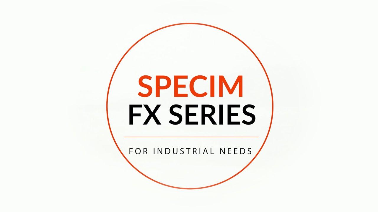 Séries Specim FX