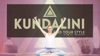 Easy Kundalini Yoga Practice for Beginners (30-min) Kriya, Poses, Breath of Fire, & Meditation